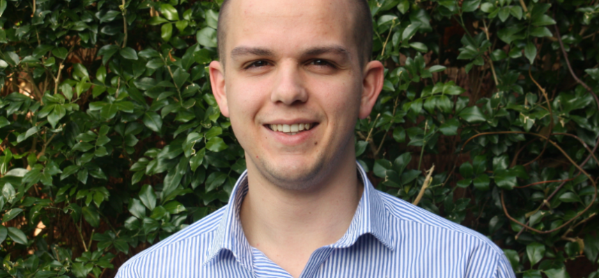 Meet Jack our Business Generalist who has a (double) degree of responsibility at VSA