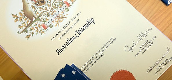 What are the most common reasons for refusal of Australian Citizenship?