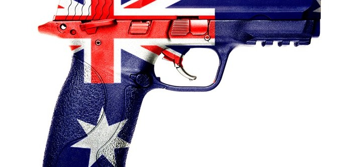 Why is Australia a safe country compared to others?
